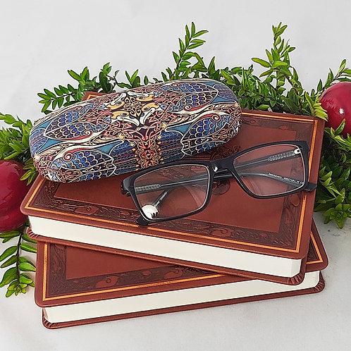 Celtic Heron Glasses Case