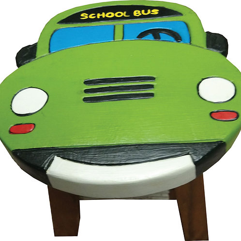 School Bus Stool