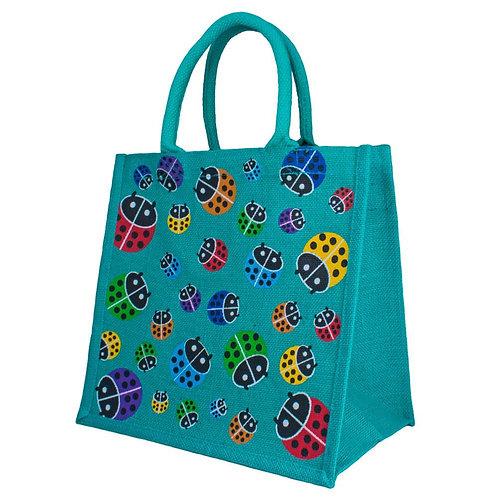 Ladybirds Jute Bag