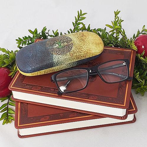Tree of Life Glasses Case