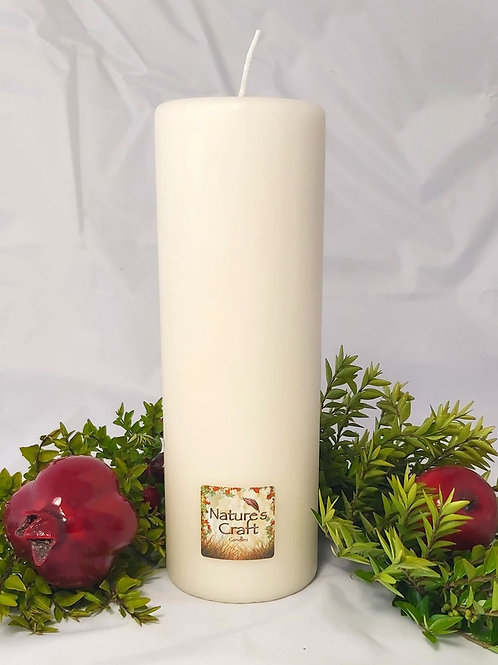 Ivory Candle 80x240mm