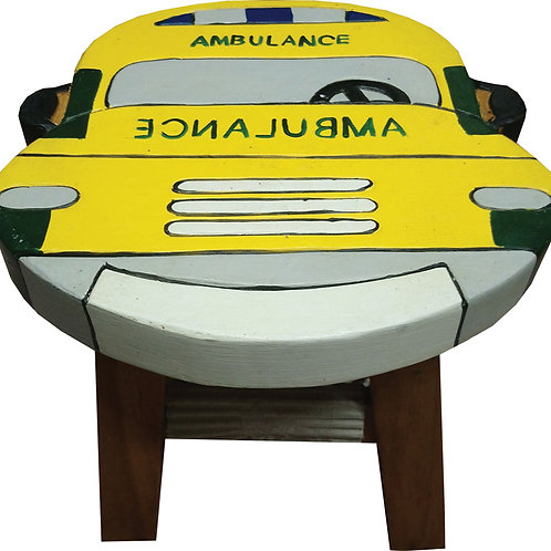Ambulance Stool