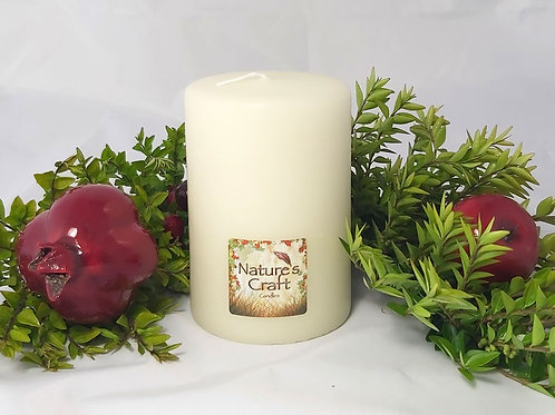 Ivory Candles 80x120mm