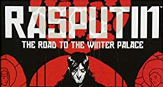 Rasputin #1 Graphic Novel
