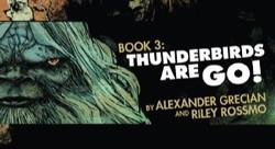 Proof Book 3 - Thunderbirds Are Go!