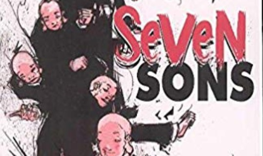 Seven Sons Graphic Novel