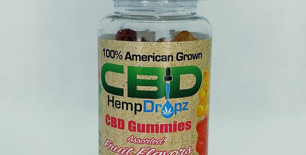 HempDropz Gummy Bears