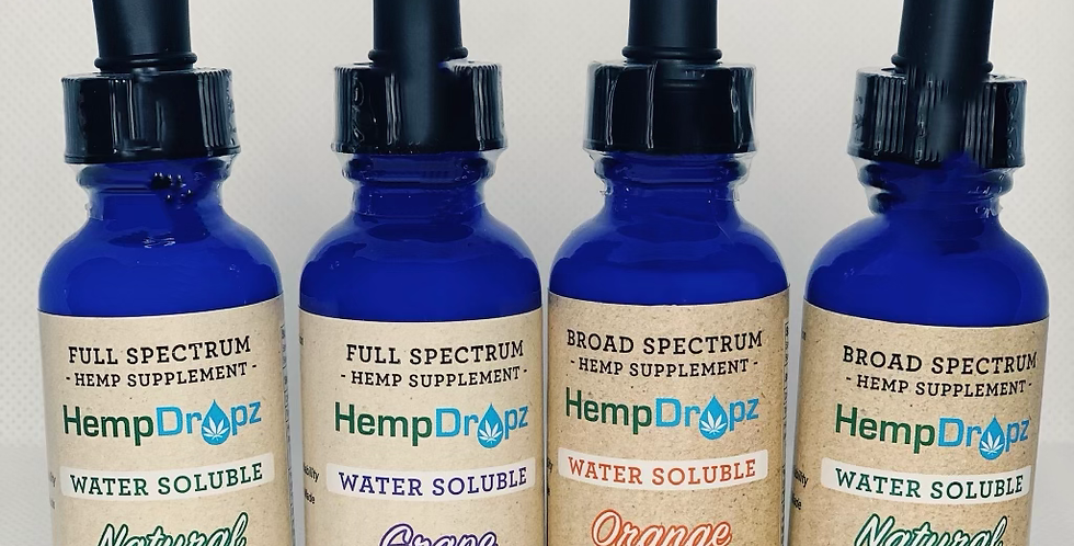 Nano Water Soluble
