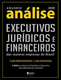 Executivos Jurídicos e Financeiros das Maiores Empresas do Brasil