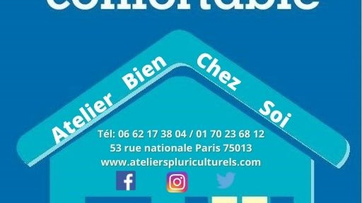 """Atelier """"Bien chez soi"""""""