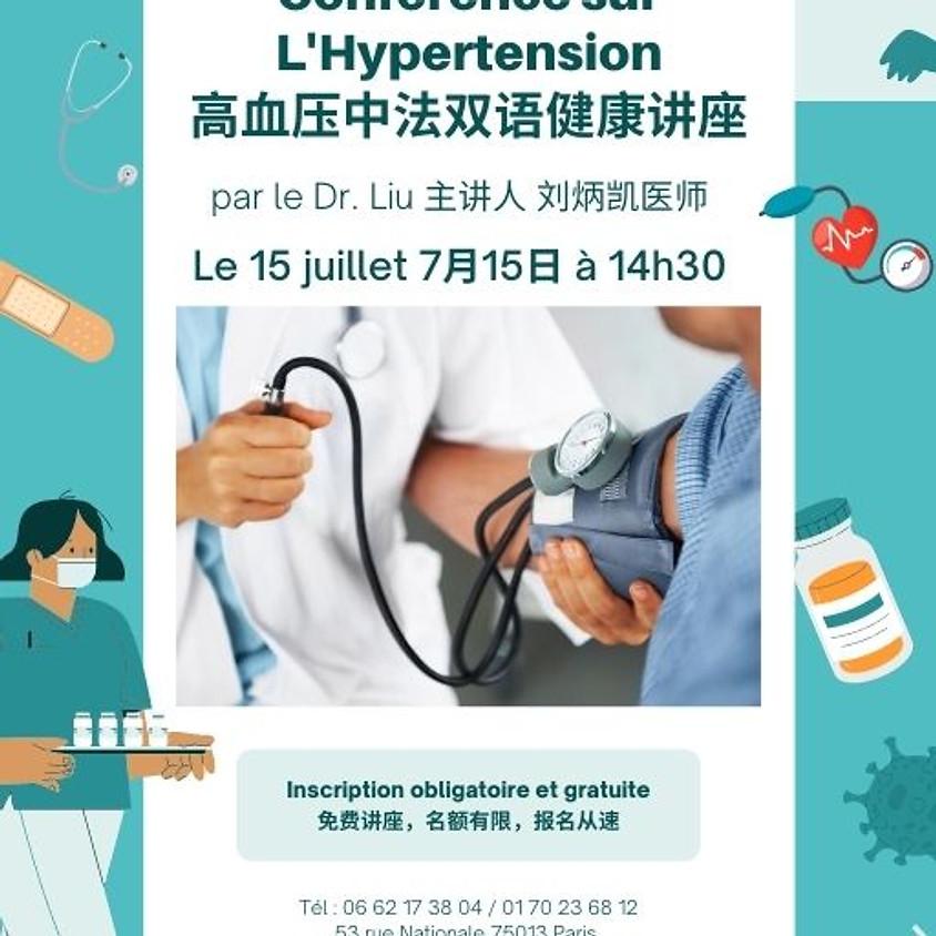 Conférence sur l'hypertension