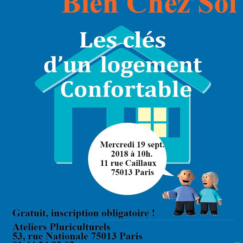 Conférence Bien Chez Soi ( Gratuit) 老年人居家安全讲座(免费)