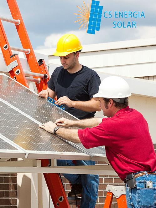 Curso Presencial em Montagem de Sistema Elétrico Fotovoltaico em Cuiabá - Períod