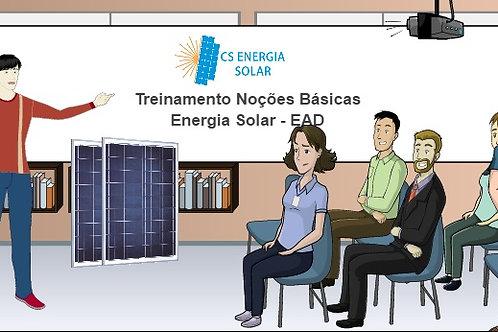 Noções Básicas Energia Solar - Online