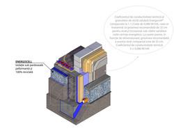 Detaliu Fundatie Energocell