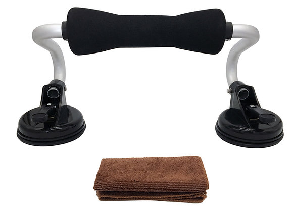 Kayak Roller, Kayak Load Assist with Heavy-Duty Suction Cups Mount