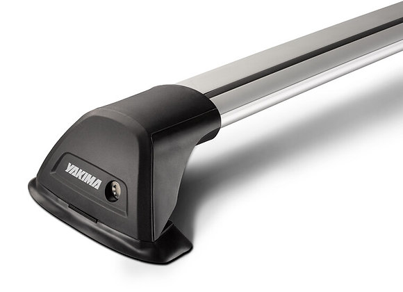 Flush Bar Silver/Black (Excl. VAT)