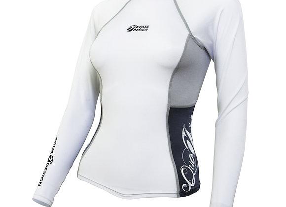 Aquadesign BEENT Long Sleeve Rash Vest