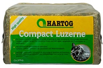Alfalfa deshidratada de 20 kg. Sin aditivos ni conservantes. Libre de Salmonella