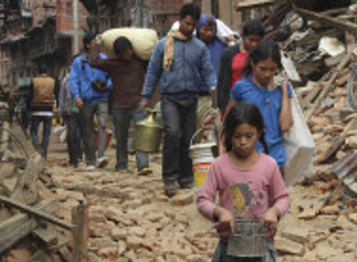 CWS is working with partners in Nepal