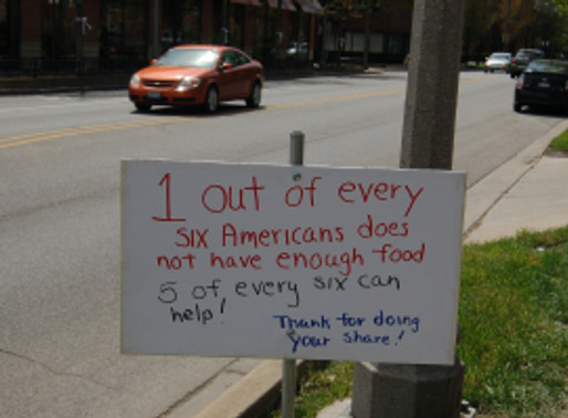 Hunger in the U.S.