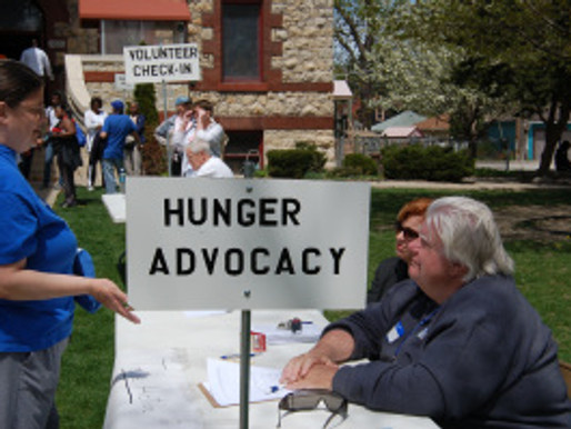 Sharing Stories of Why We Walk for the Hungery