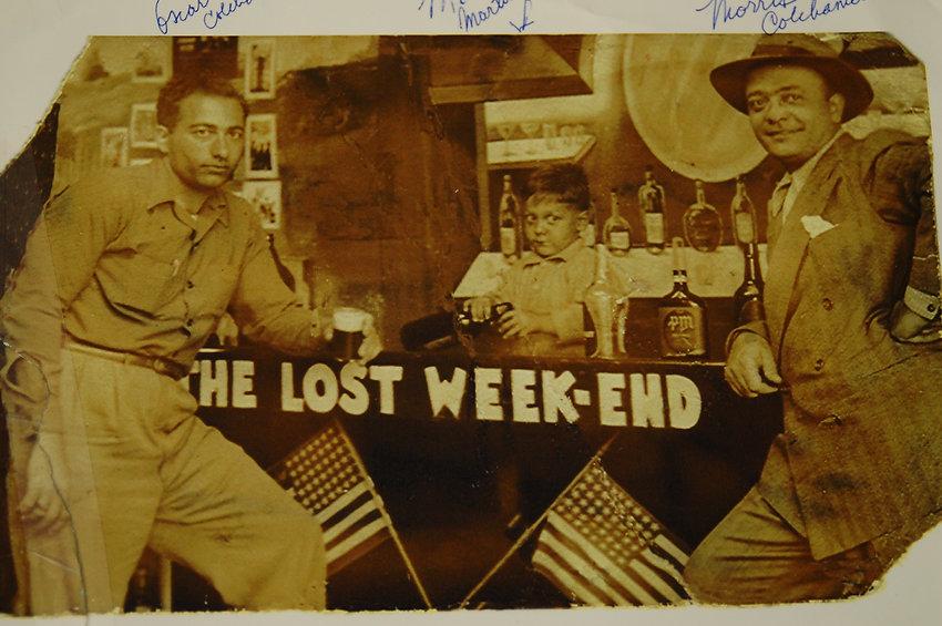 Lost Weekend.JPG