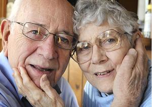 Doug Wyman and Barbara