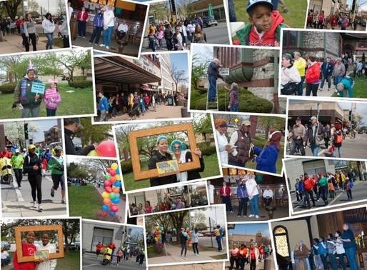 Photos of the 2014 CROP HungerWalk
