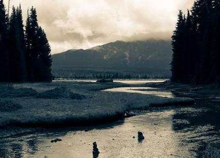 Bend Oregon - Sparks Lake Wetlands