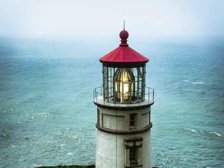 Florence, Oregon Coast - Heceta Head Lighthouse
