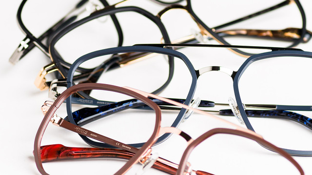 J 7938 waaier Joshi Eyewear by Kruytzer