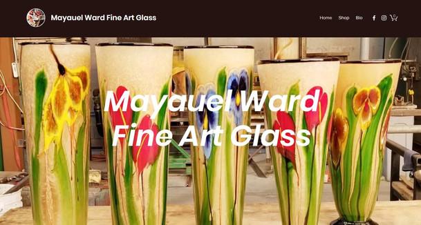 Mayauel Ward Fine Art Glass