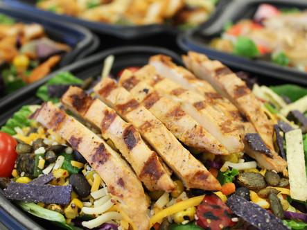 Orlando & Houston Spicy Southwest Salad