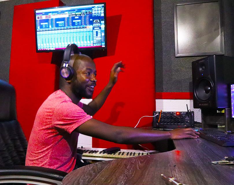Kwazi in session