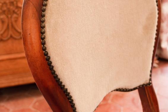 Salon, detail