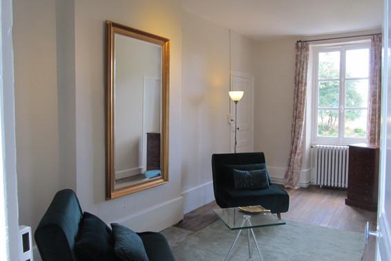 Kleine salon bij suite 1
