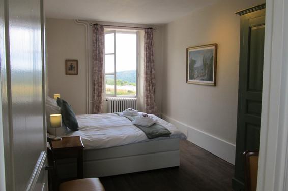 Slaapkamer van suite 1