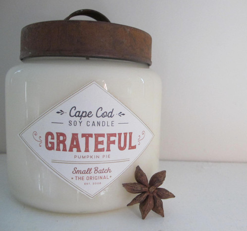 Apothecary Pure Soy Wax Candles