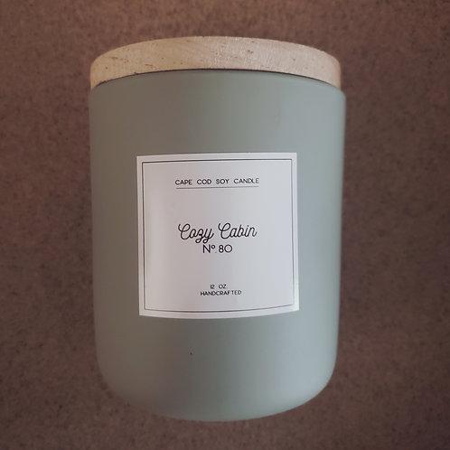 12 oz. Matte Jumbo Jar Candle
