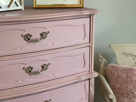 How to Paint Furniture with Milk Paint