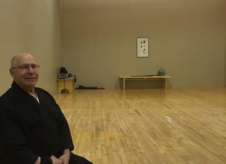 Maneker Sensei Visits Machikan Dojo