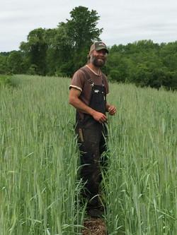 Adam in Rye Grass
