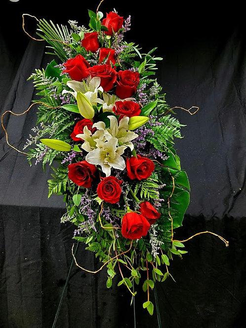 Funeral Arrangements - Standing Arrangement