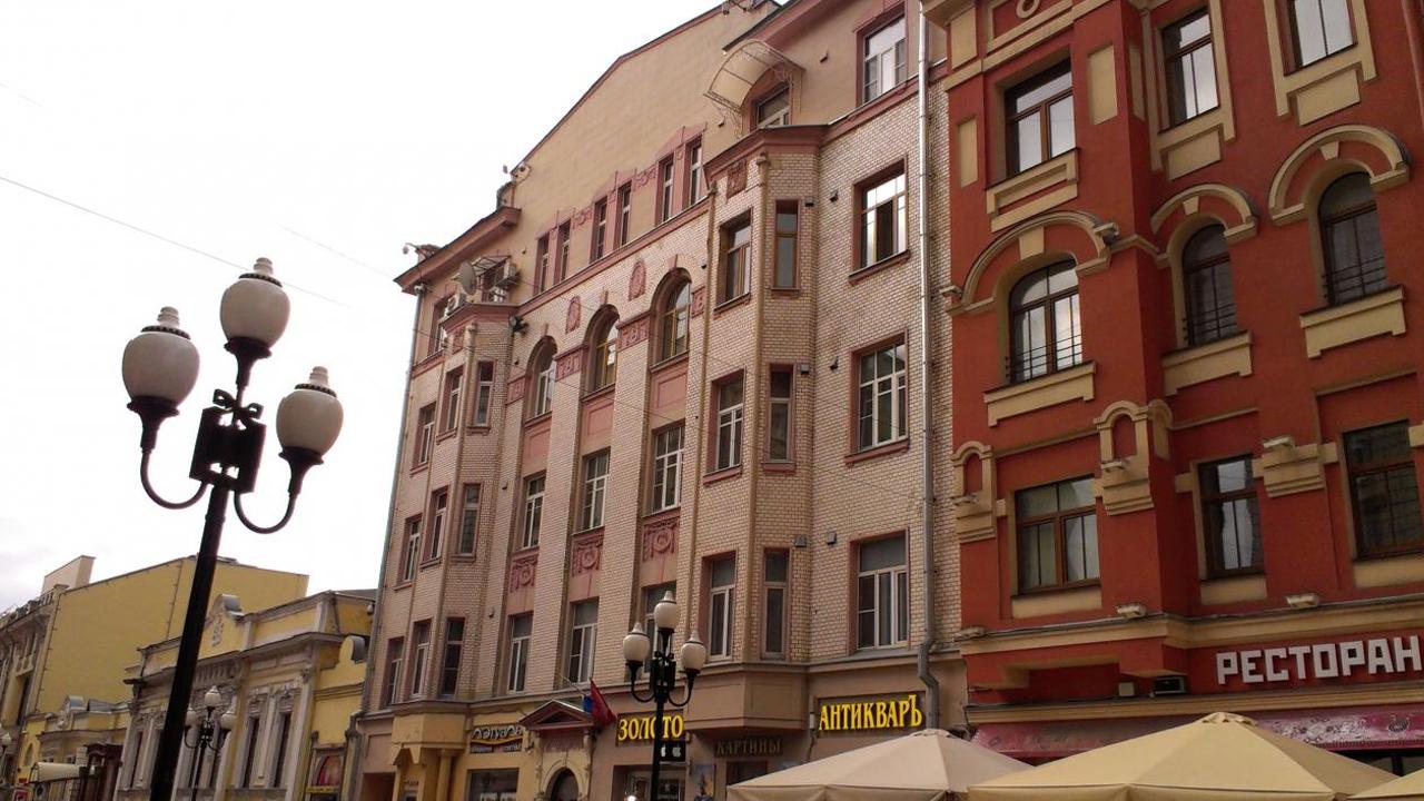Переезд фирменного магазина в Москве