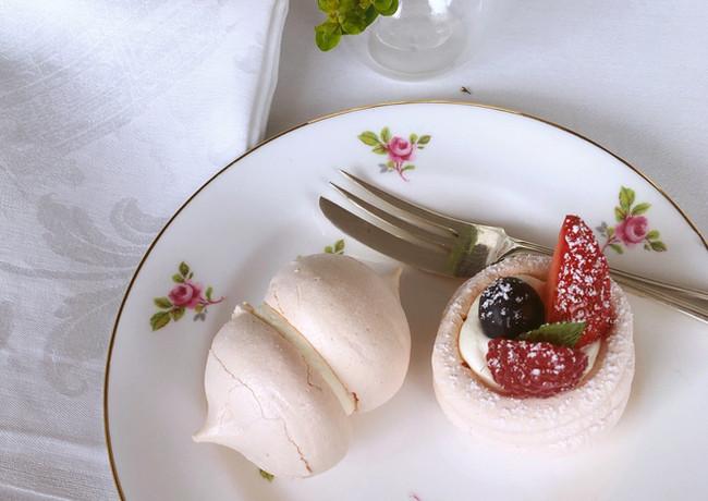 meringue treats