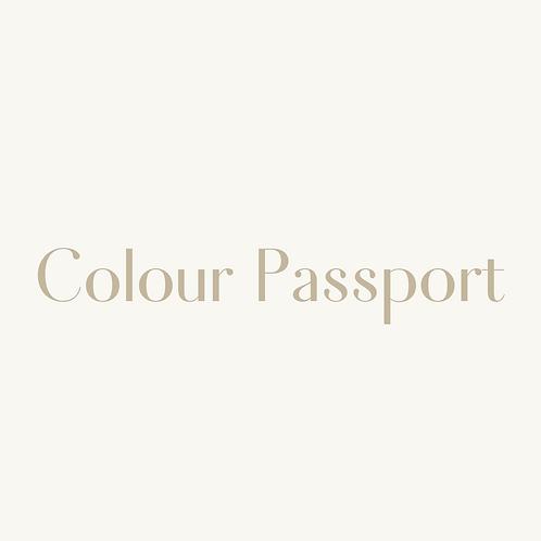 Colour Passport