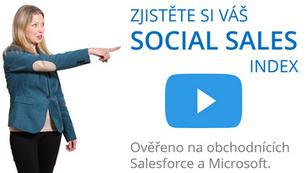 Zjistěte si vlastní Social Sales Index