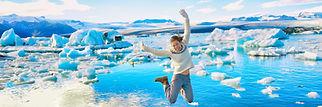 Iceland Jökulsárlón Glacier Lagoon touri