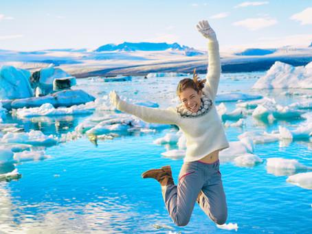 Island åpner grensene for turister!